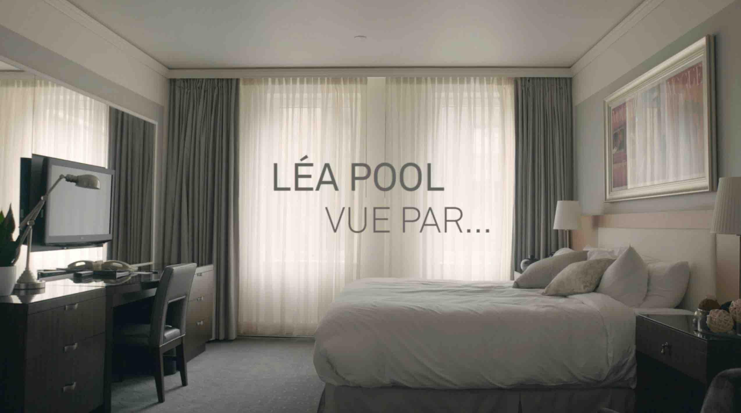 Léa Pool vue par...